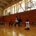 諏訪双葉高校、長野吉田クラブと練習試合