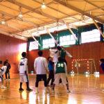 信州大学と練習試合
