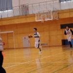 市立長野高校と練習試合