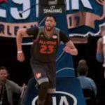 NBAオールスター2017、MVPは地元ペリカンズのアンソニー・デイビス