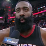 ハーデンが60得点でトリプルダブル達成!NBA史上初の快挙