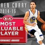 NBA2014-15シーズンMVPはステファン・カリー