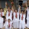 祝!バスケ女子日本代表リオオリンピック出場決定!!