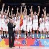 FIBAヨーロッパ選手権、スペインが優勝!