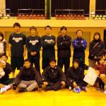 長野県クラブ選手権、3位