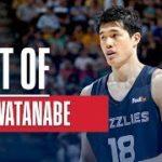 NBA公式チャンネルに『Best Plays from Yuta Watanabe』がアップされてるぅぅぅ!!