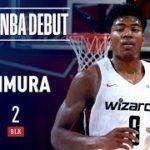 八村塁NBA公式チャンネルデビュゥゥゥー!!